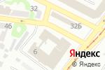 Схема проезда до компании Почтовое отделение №1 в Харькове