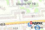 Схема проезда до компании Elite zoo в Харькове