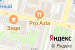 Схема проезда до компании Городские цветы в Калуге