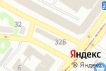 Схема проезда до компании SIBOOS в Харькове