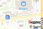 Схема проезда до компании У Киса в Харькове