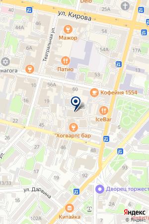 ПТФ ЛЕДИ на карте Калуги