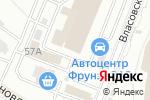 Схема проезда до компании Міжнародна страхова компанія, ТДВ в Харькове