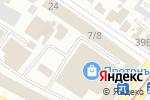 Схема проезда до компании Гарант в Харькове
