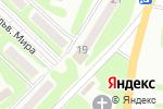 Схема проезда до компании Продуктовый магазин в Харькове