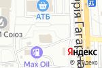 Схема проезда до компании Феромон в Харькове