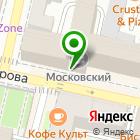 Местоположение компании Земля-СЕРВИС