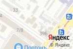 Схема проезда до компании Тим Сервис в Харькове