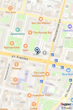 АПТЕЧНЫЙ КИОСК АЙБОЛИТ на карте Калуги