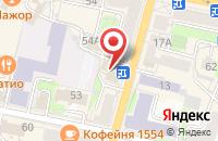 Схема проезда до компании Fix Price в Ильинском