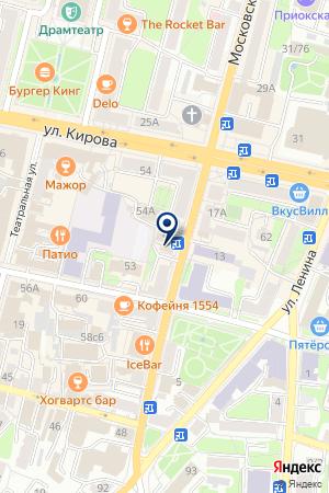 МОНТАЖНО-СЕРВИСНАЯ ФИРМА ГРАБОВА Е.П. на карте Калуги