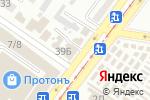 Схема проезда до компании Посейдон в Харькове