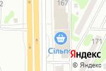 Схема проезда до компании Чуева Е.А., ЧП в Харькове
