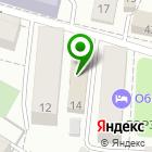 Местоположение компании ТЦ Компас