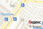 Схема проезда до компании Безлюдовский мясокомбинат в Харькове