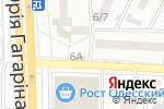 Схема проезда до компании Элика в Харькове