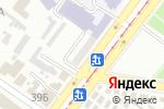 Схема проезда до компании Cash point в Харькове
