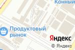 Схема проезда до компании Квась в Харькове
