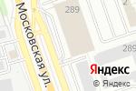 Схема проезда до компании АФД-ИНЖИНИРИНГ в Калуге