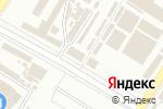 Схема проезда до компании Своя Пара в Харькове