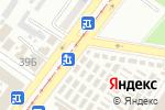Схема проезда до компании Технікс в Харькове