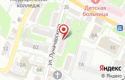 Фитнес-клуб «Интер» в Калуге по адресу ул. Луначарского, д.65: цены, отзывы, услуги, расписание работы