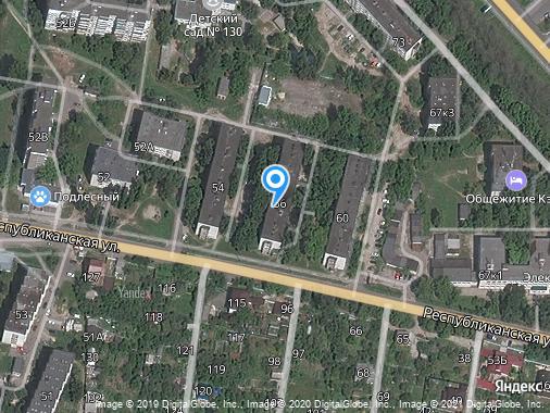 Сдаю комнату, 18 м², Курск, улица Республиканская, 56