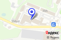 Схема проезда до компании СТРОЙСПЕЦТЕХ в Калуге