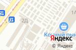 Схема проезда до компании Land в Харькове