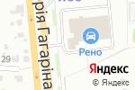 Схема проезда до компании Атлант-М Юг в Харькове