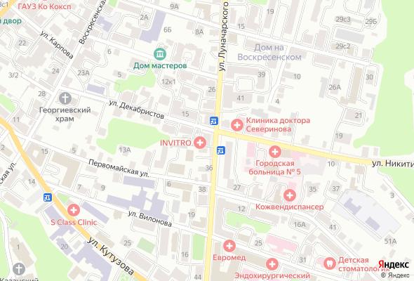 купить квартиру в ЖК Клубный дом на Луначарского