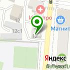 Местоположение компании Секонд-хенд на ул. Луначарского