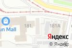Схема проезда до компании АвтоДискиUA в Харькове