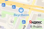 Схема проезда до компании Шоколад в Калуге