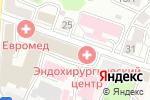 Схема проезда до компании Анжелика в Калуге