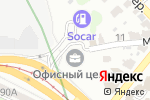 Схема проезда до компании Соната TRAVEL в Харькове