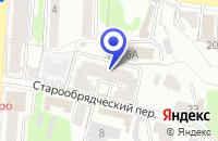 Схема проезда до компании МАСТЕРСКАЯ ПЕЧАТИ АМ-ПРИНТ в Калуге