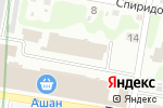 Схема проезда до компании S W Power в Харькове