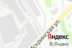 Схема проезда до компании Энергофлагман в Харькове