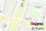 Схема проезда до компании КАРАПУЗОФФ в Калуге
