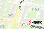 Схема проезда до компании Сбербанк, ПАО в Калуге