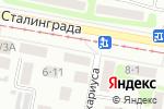 Схема проезда до компании У Зульфии в Харькове