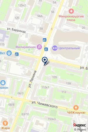 МУП АПТЕКА № 7 на карте Калуги