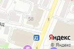 Схема проезда до компании Дикси в Калуге