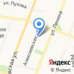 УК МЖД Московского округа на карте Калуги