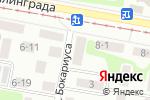 Схема проезда до компании VIVA в Харькове