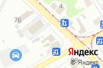 Схема проезда до компании SOS в Харькове