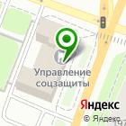 Местоположение компании Управление архитектуры, градостроительства и земельных отношений г. Калуги