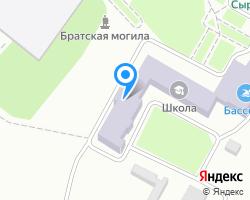 Схема местоположения почтового отделения 309136