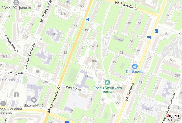 ЖК по ул. Московская, 189